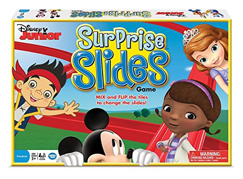 Wonder Forge Disney Junior Surprise Slides (Flow Chute)