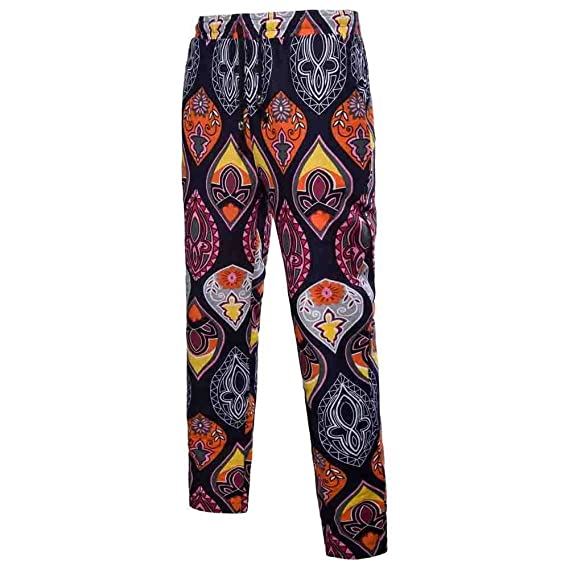 Pantalones Hombres Harem Joggers Casual otoño Invierno algodón Deportes de Pantalones chándal para Hombre Pantalones cómodos Holgados: Amazon.es: Ropa y ...