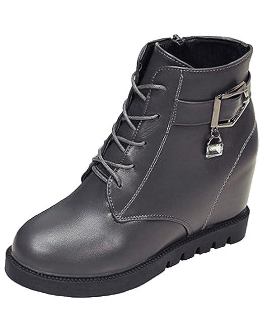 Sneakers grigie per donna Minetom 9fqgSa