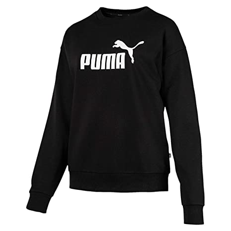 74a37509f Puma ESS Logo Crew TR Sweatshirt