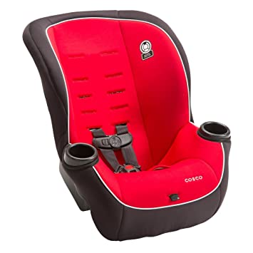 Amazon.com : Cosco APT 50 Car Seat, Vibrant Red : Baby