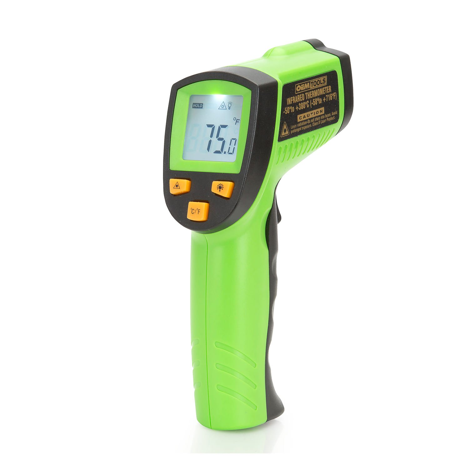 OEMTOOLS 25245 Infrared Thermometer GREAT NECK