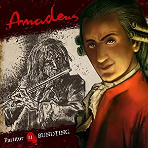 Bundting (Amadeus - Partitur 11) Hörspiel