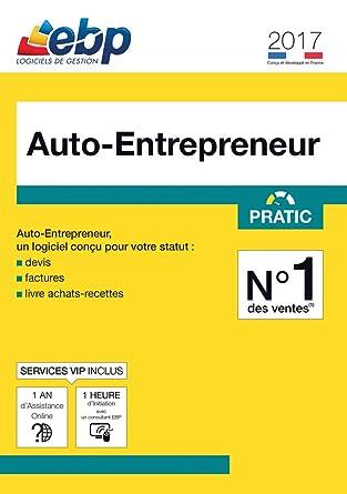 Ebp Auto Entrepreneur Pratic 2017 Vip Téléchargement Pc Amazon