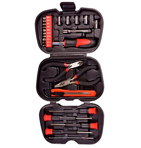 Visko 3 Folded Mini Tool Case (26 Pieces)