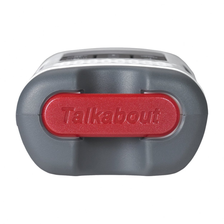 Walkie Talkie, Motorola Talkabout T260tp White Walkie Talkie Rechargeable, 3pk by By-Motorola Solutions (Image #5)