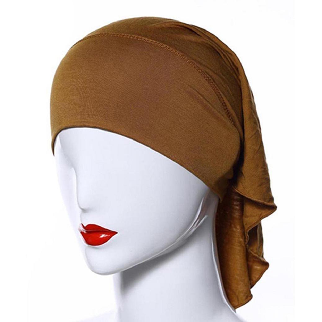Gemini®, cuffia per Hijab, morbida, tubolare, liscia, disponibile in colori assortiti Gemini®