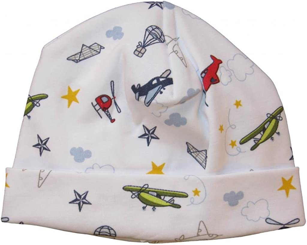 Kissy Kissy Baby Aviators Print Hat