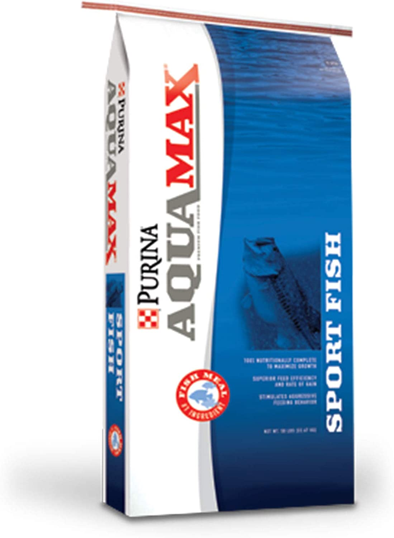 Purina | AquaMax Sport Fish 600 | 50 pound (50 lb) Bag