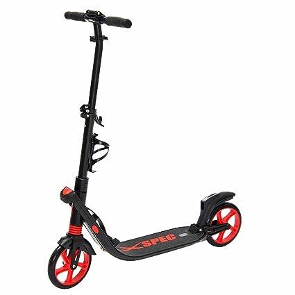 Amazon.com: xspec 923 plegable Kick Scooter de la Calle W ...