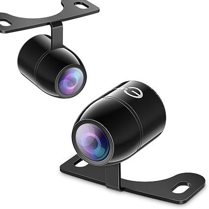 cd37bb773631 Backup Camera, Esky Car Rear View Reversing Mini Camera With 170 Degree  Perfect View Angle