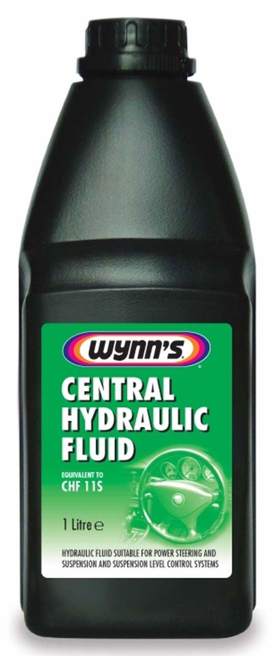 Wynns Oil 189869 Fluide hydraulique centrale 11S, 1 L 1L Wynn Oil UK WY189869