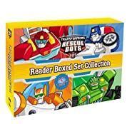 Transformers: Rescue Bots: Reader Boxed Set Collection