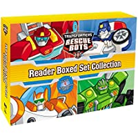 Transformers Rescue Bots Reader Boxed Set Collection
