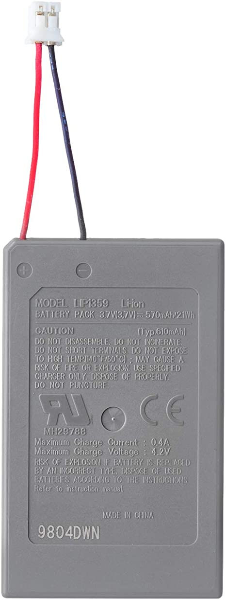 Generic High Quality Wireless Controller Battery Pack Replacement ...