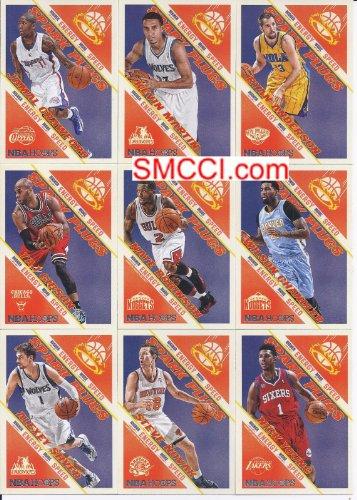 2013 2014 Hoops Spark Plugs NBA Basketball Series Mint 24 Card Set with Manu Ginobili, Crawford, Nate Robinson Plus (Nate Robinson Basketball)