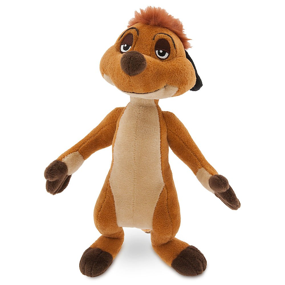 Disney Timon Plush - The Lion King - 10 Inch