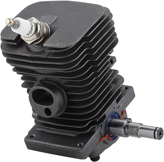 38 Mm Motorzylinder Kolben Kurbelwelle Motorsäge Motorzylinder Kolben Ersatz Kit Für Stihl Ms170 Ms180 018 Kettensäge Baumarkt