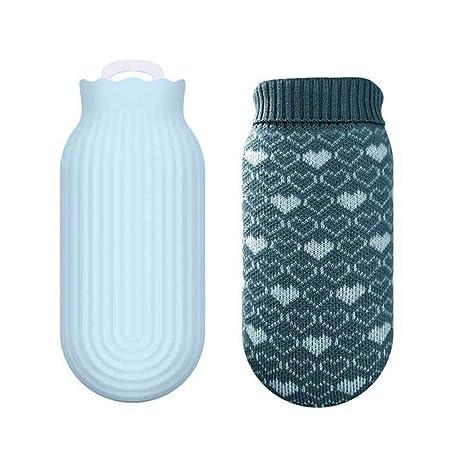 HBBSD Botellas De Agua Caliente Bolsa Microondas con ...