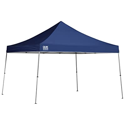 Quik Shade Weekender Elite 12 x 12 ft. Straight Leg Canopy, Twilight Blue : Sports Fan Canopies : Sports & Outdoors