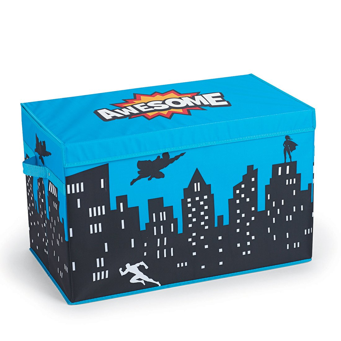 Superhero Reward Chest - Classroom Organisers Fun365