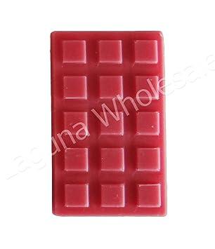 Barra de policarbonato Chocolate Candy moldes Foodie de 20 piezas: Amazon.es: Hogar