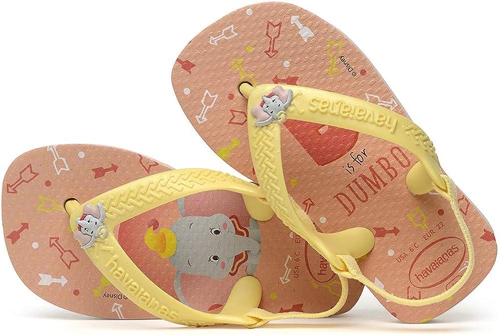 Havaianas Unisex Baby HAV Disney Classics Ballet Rose Flipflop