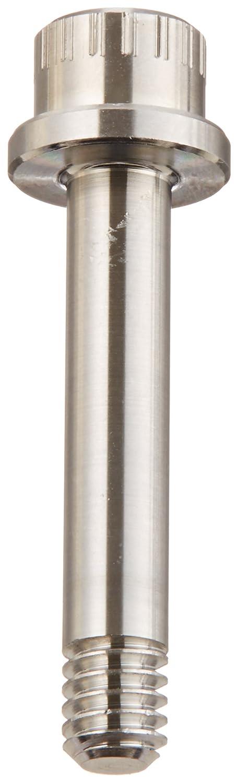 17-4 PH Stainless Steel Prairie Bolt Made in US Plain Finish 0.164 Shoulder Diameter Flange Socket Cap Head 0.164 Shoulder Diameter 5//8 Grip Length Accurate Manufacturing ZPS44008C10 Hex Socket Drive 5//8 Grip Length #8-32 Thread Size Pack of 1