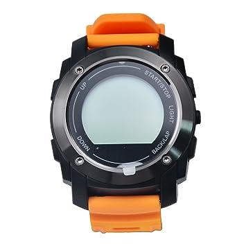 Classic Bluetooth SmartWatch Reloj Inteligente, con paso ...