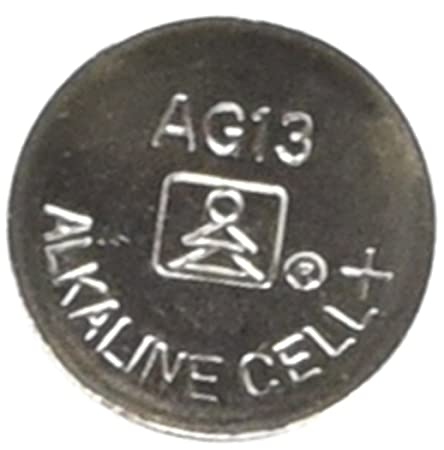 AG13/LR44 Alkaline Button Cell Battery - 10 pack at amazon