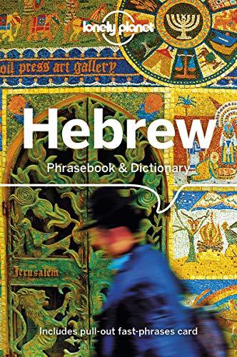 Lonely Planet Hebrew Phrasebook & Dictionary...