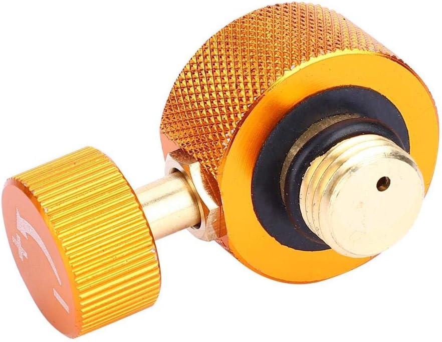 VGEBY1 Adaptador de cilindro de gas, quemador de tanque ...