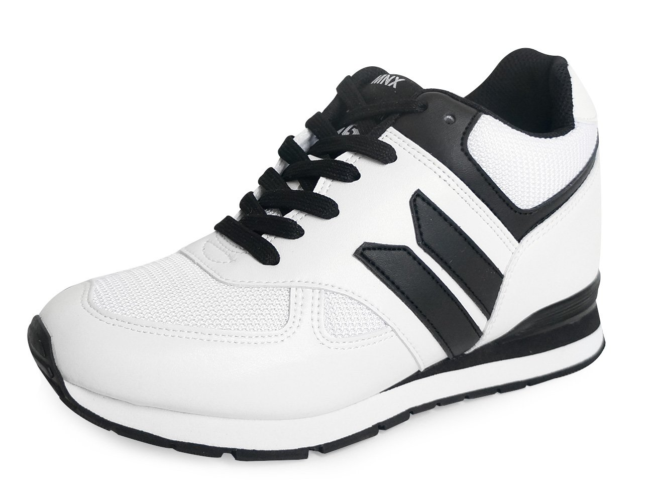 MNX15 Men's Elevator Shoes Height Increase 3.5