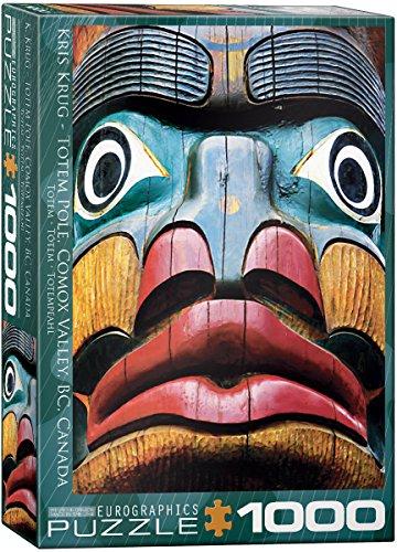 EuroGraphics Totem Pole Puzzle (1000-Piece)