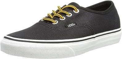 ramo de flores Acuario amplificación  Amazon.com: Vans para hombre auténtico negro zapatillas de skate  Marshmallow: Shoes
