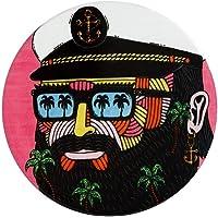 Maxwell & Williams Mulga The Artist Ceramic Round Coaster 10.5cm Captain