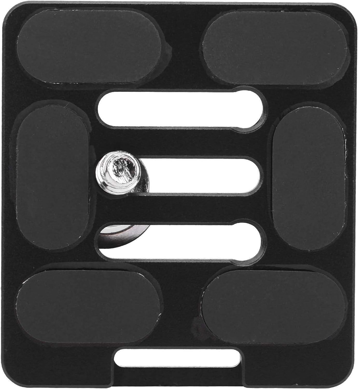 Tripod Ball Head Quick Release Plate,TY-50X Aluminium Alloy Ball Head Quick Release Plate Mirrorless SLR Camera Tripod Ballhead Universal