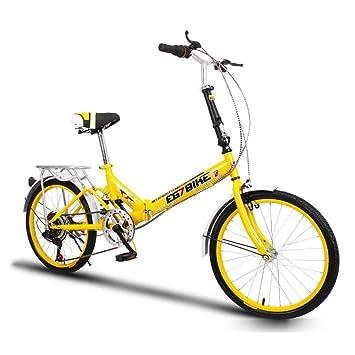 XQ La Bicicleta Plegable XUEQIN Freedom 6 Ofrece Un Gran Estilo Y Una Extraordinaria Relación Calidad
