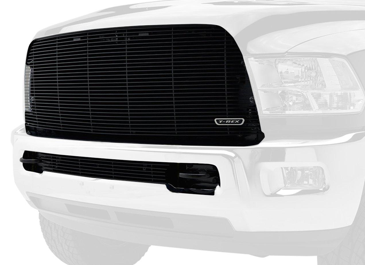 T-Rex 25452B Black Billet Bumper Dodge Ram PU 2500//3500