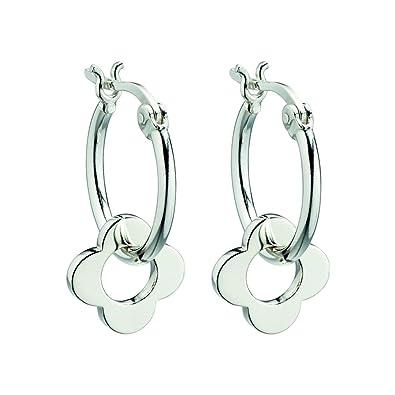 Orla Kiely E5226 Ladies Sterling Silver Earrings CKswUFRMxo