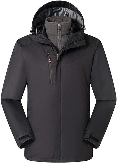 防水、防風、耐摩耗性のスポーツウェアのスポーツウェアの3つインワークワークウェアジャケット