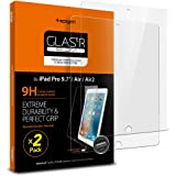 Spigen Tempered Glass Screen Protector Designed for iPad 9.7 (2018/2017) / iPad Pro 9.7 (2016) / iPad Air 9.7 (2013) [9H Hard