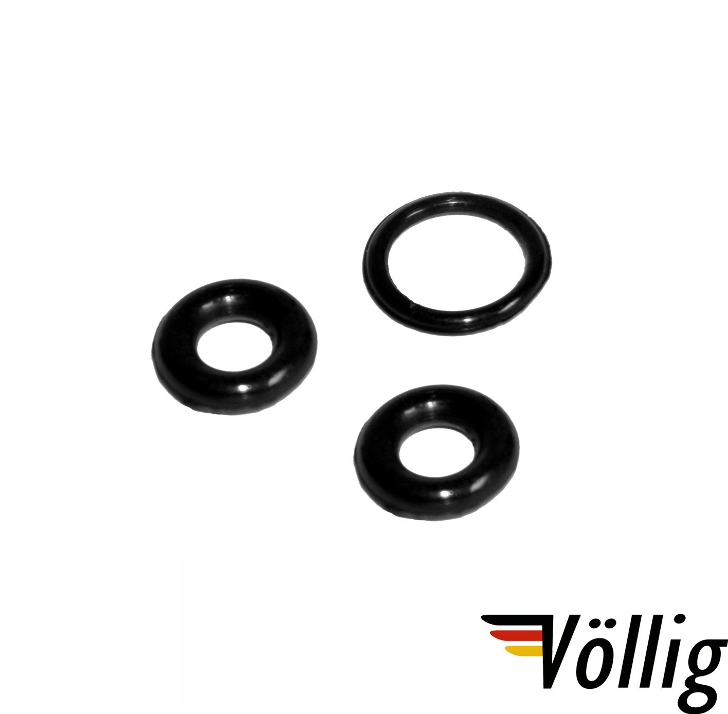 Rubber Fuel Filter Bowl Drain Valve O-Ring Kits for Ford Powerstroke on