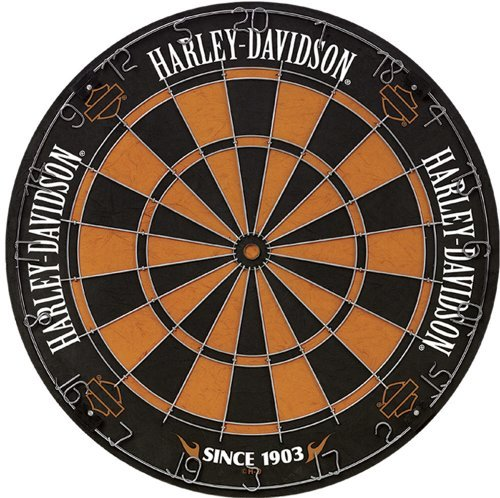 人気商品 Harley-Davidson Bristle 61978 B07JC8YGS2 Traditional Bristle Dartboard [並行輸入品] [並行輸入品] B07JC8YGS2, セキゼンムラ:cd58e84d --- beyonddefeat.com