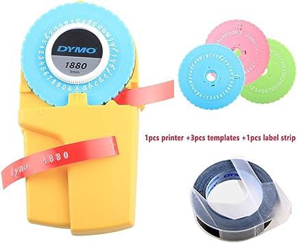 Fabricante Manual de Etiquetas de 9mm 3D DIY for la Impresora de ...
