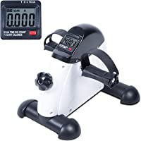 StormHero Exercise Pedal Bike for Legs and ArmsTrainer Portable Mini Peddler Stepper