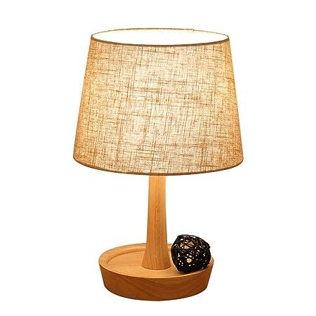 Arredamento Stile Nordico Moderno.Gpzzgp Illuminazione Sul Comodino Lampada Da Tavolo Stile Nordico
