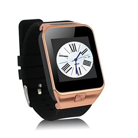 Amazon.com: 3 g Teléfono Android reloj GPS WIFI seguimiento ...