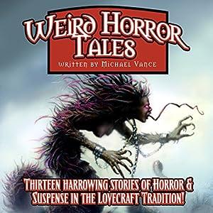 Weird Horror Tales Audiobook