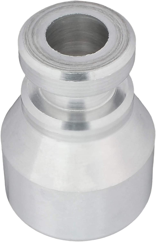 ICT Billet Fuel Injector Spacer Set of 8 LS1 Intake to LS2 or Flex Fuel Injector Adapter ICT Billet Designed /& Manufactured in the USA LS1 LS2 LMG L59 551287-LS-047